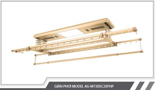 Giàn phơi tự động AG M1505C2XFHP