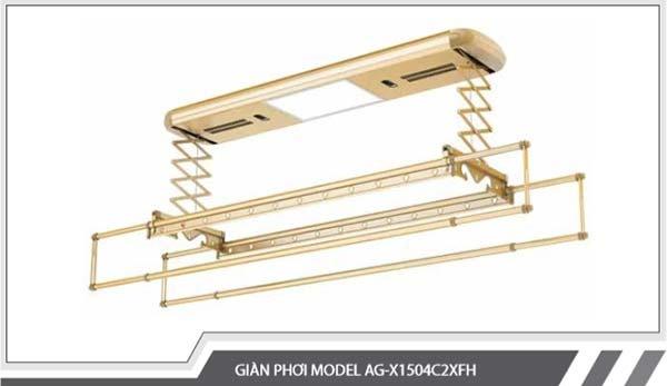 Giàn phơi tự động AG X1504C2XFH