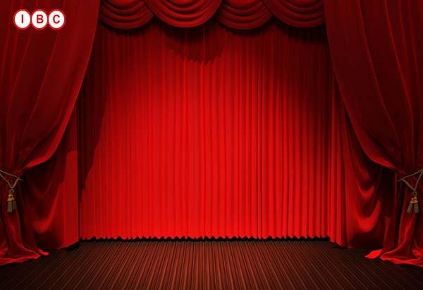 Rèm sân khấu tự động