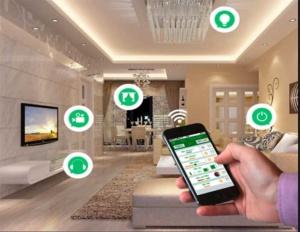 Nhà thông minh Smart Home cho ngôi nhà hiện đại