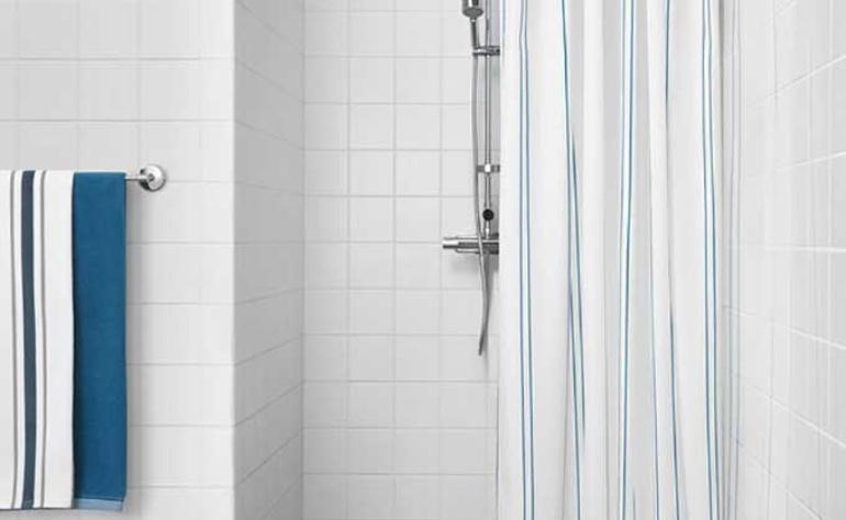 Rèm nhà tắm không thấm nước