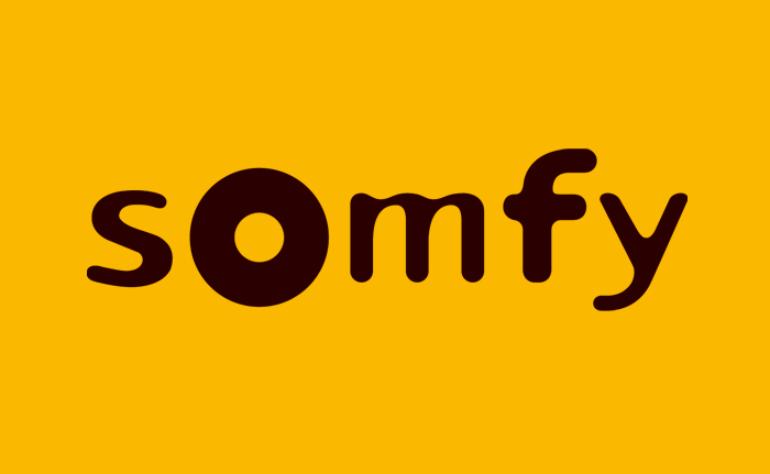 Somfy thương hiệu động cơ rèm cao cấp