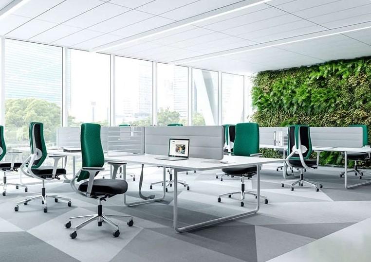 Một số mẫu rèm văn phòng đẹp, hiện đại.